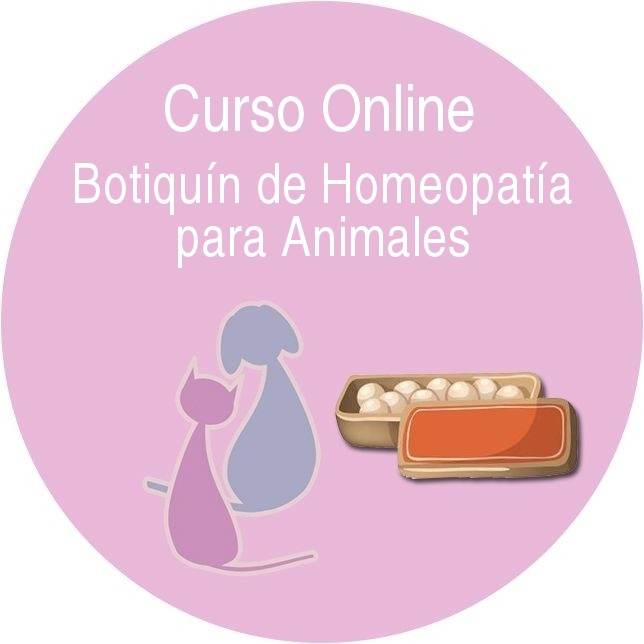 botiquin de homeopatia para animales