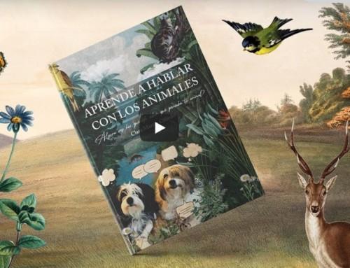 Aprende a Hablar con los Animales, el libro sobre comunicación animal