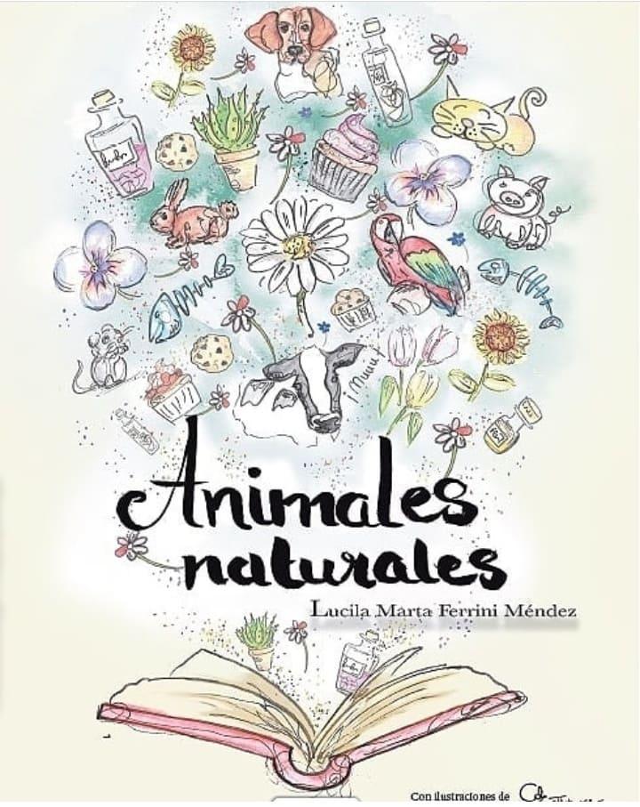 animales naturales libro lucila ferrini