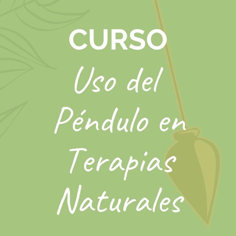 Péndulo en Terapias Naturales